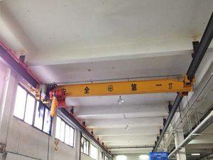 Кран однобалочный мостовой подвесной 3т фото