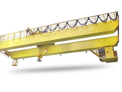 Фото взрывозащищенный мостовой кран 32 тонн