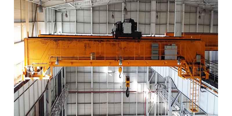 Кран мостовой 100 тонн фото
