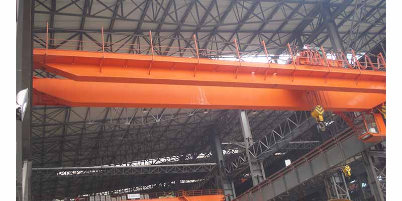 Мостовой кран 100 тонн фото