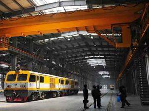Кран мостовой электрический двухбалочный 25 тонн