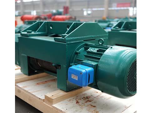 электрический тельфер металлургический фото
