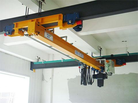 Это кран подвесной мостовой однобалочный 2 тн