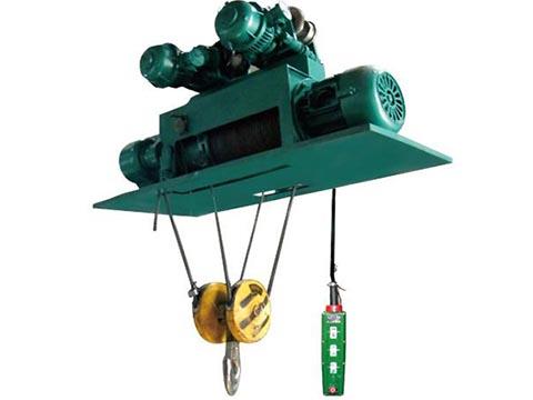 металлургический электрический тельфер фото