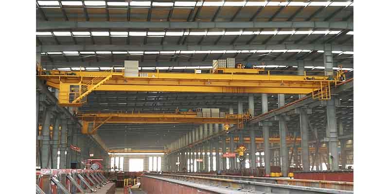 Фото кран мостовой 50 тонн