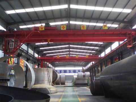 Двухбалочный мостовой кран продам из Китая