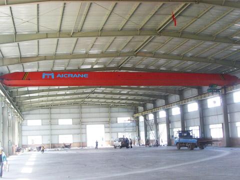 Отличный однобалочный мостовой кран 15 тонн для продажи