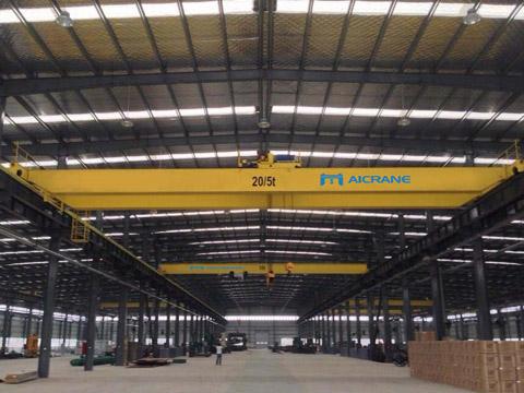 Купить кран мостовой 20 тонн из Китая