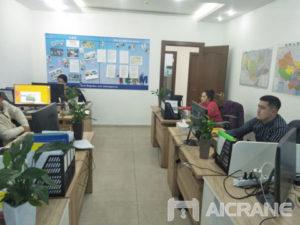 Офис AIMIX в Узбекистане