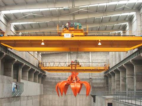 Купить грейферный мостовой кран 10 тонн цена завода