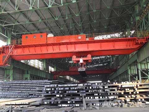 Продам 40 тонн мостовой кран цена разумная