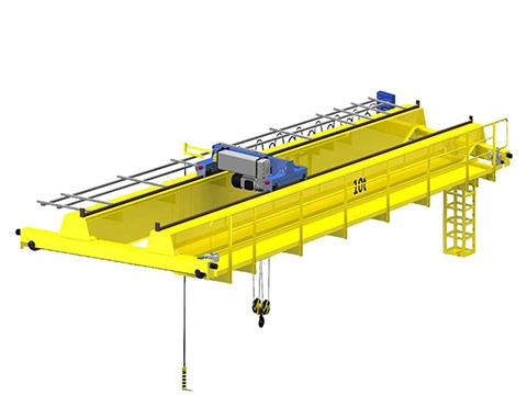 Продам двухбалочный мостовой кран 10 тонн купить