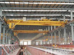 Мостовой кран 40 тонн