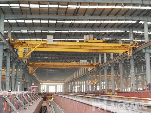 Продам мостовой кран 40 тонн