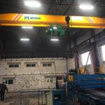 В Казахстан продам кран мостовой 20 т