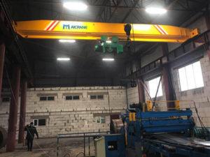 В Казахстан продам кран мостовой 20 тонн