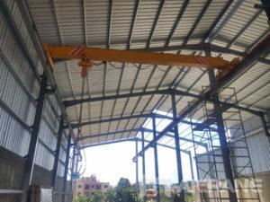Продам мостовой кран 5 тонн в Доминику