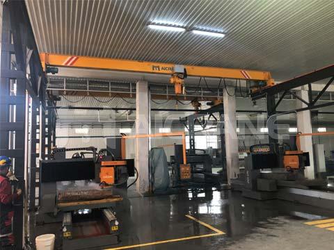 Продам кран мостовой однобалочный и двухбалочный в Узбкистан
