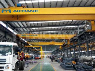 Купить 63 тонн мостовой кран из Китая