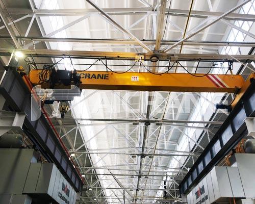 Купить мостовой кран 10 тонн в Китае
